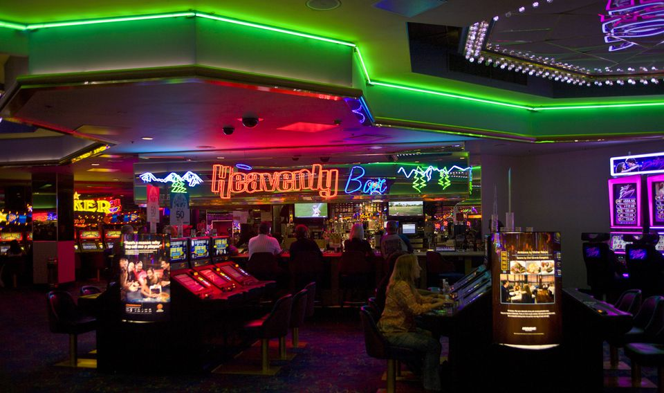 Heavenly Bar at Havey's Hotel & Casino