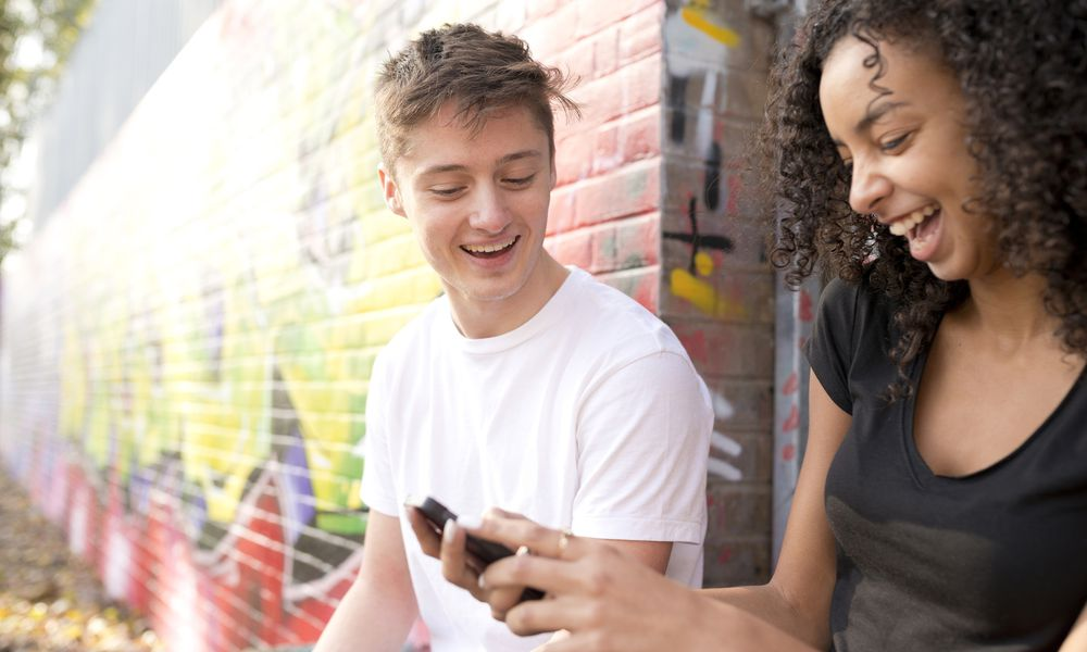 Keep an eye on your teen's cellphone use.