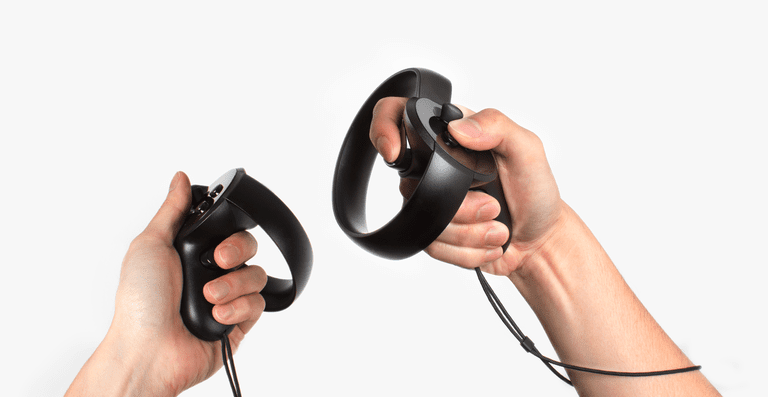 what is oculus touch