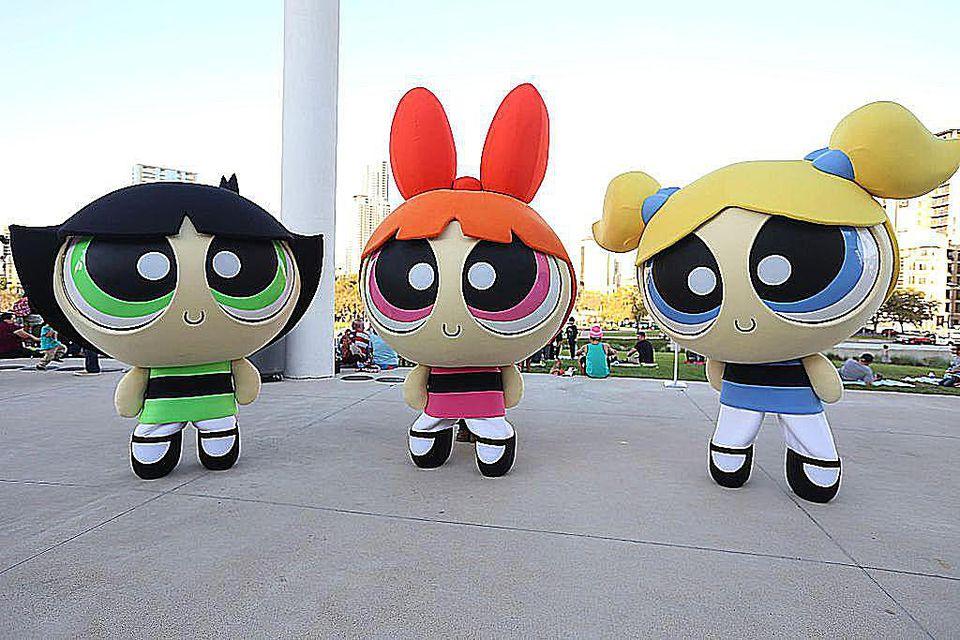 Powerpuff Girls at SXSW