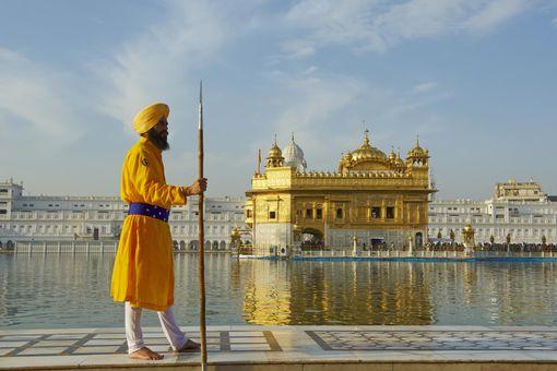 India, Punjab, Amritsar, Golden Temple