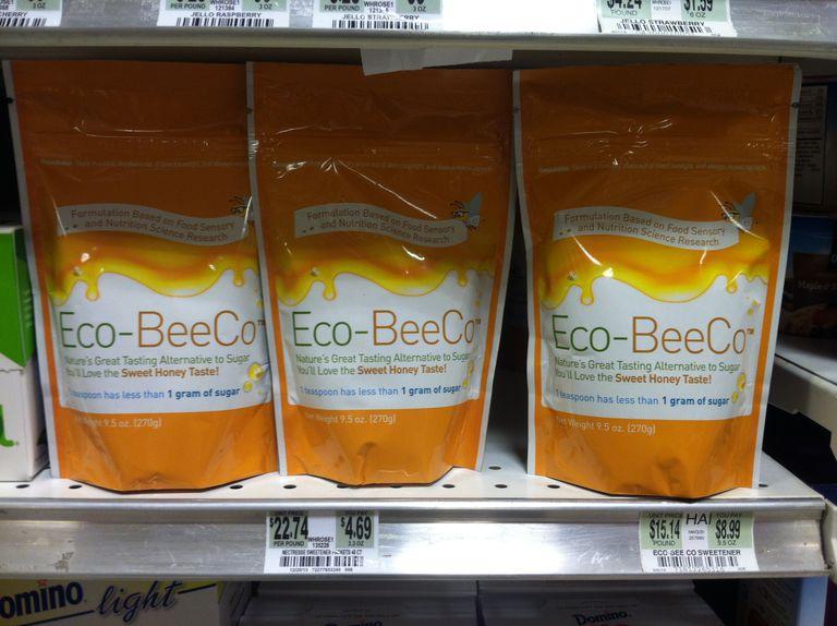 Eco-BeeCo innovative sugar free sweetner