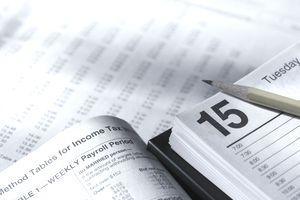 payroll taxes - Form 941