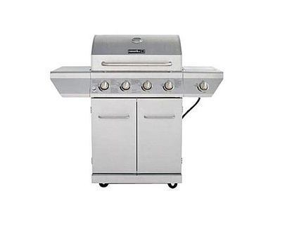 Kitchen Aid Bbq Grill Model  V