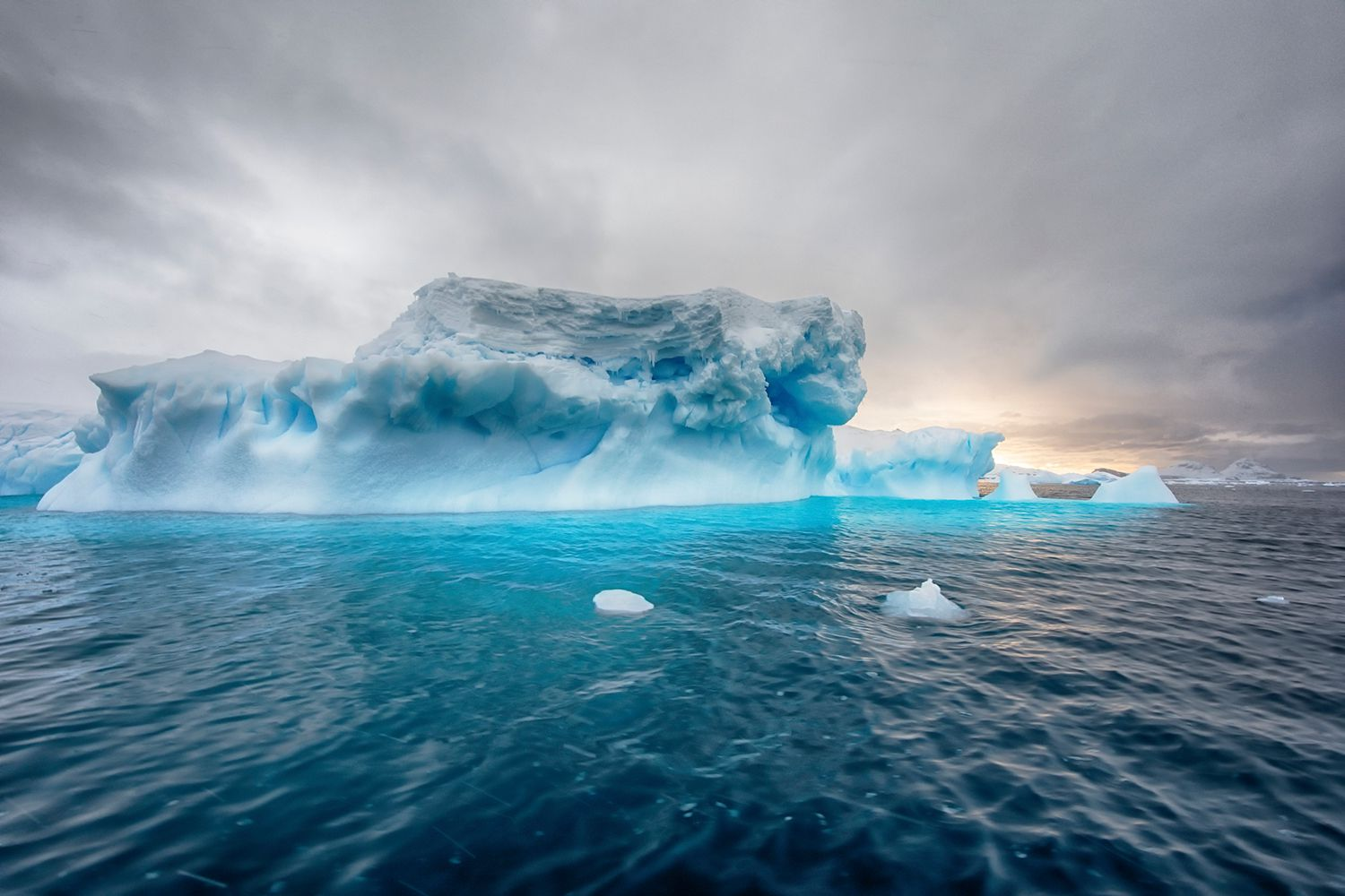 Are Icebergs Made of Fresh Water or Salt Water