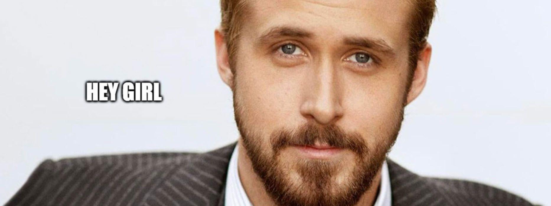 Ryan Gosling saying