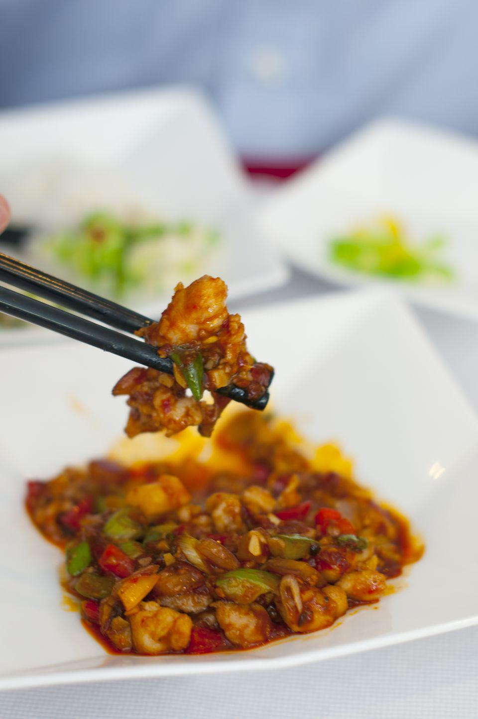 Jai Yun Chinese restaurant in Chinatown.