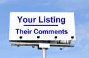 Real Estate Listings Billboard