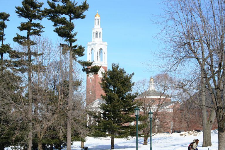 The University of Vermont in Burlington