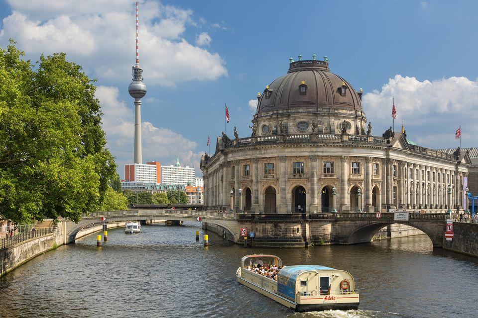 Bode museum, Museum Island (Museumsinsel), Berlin