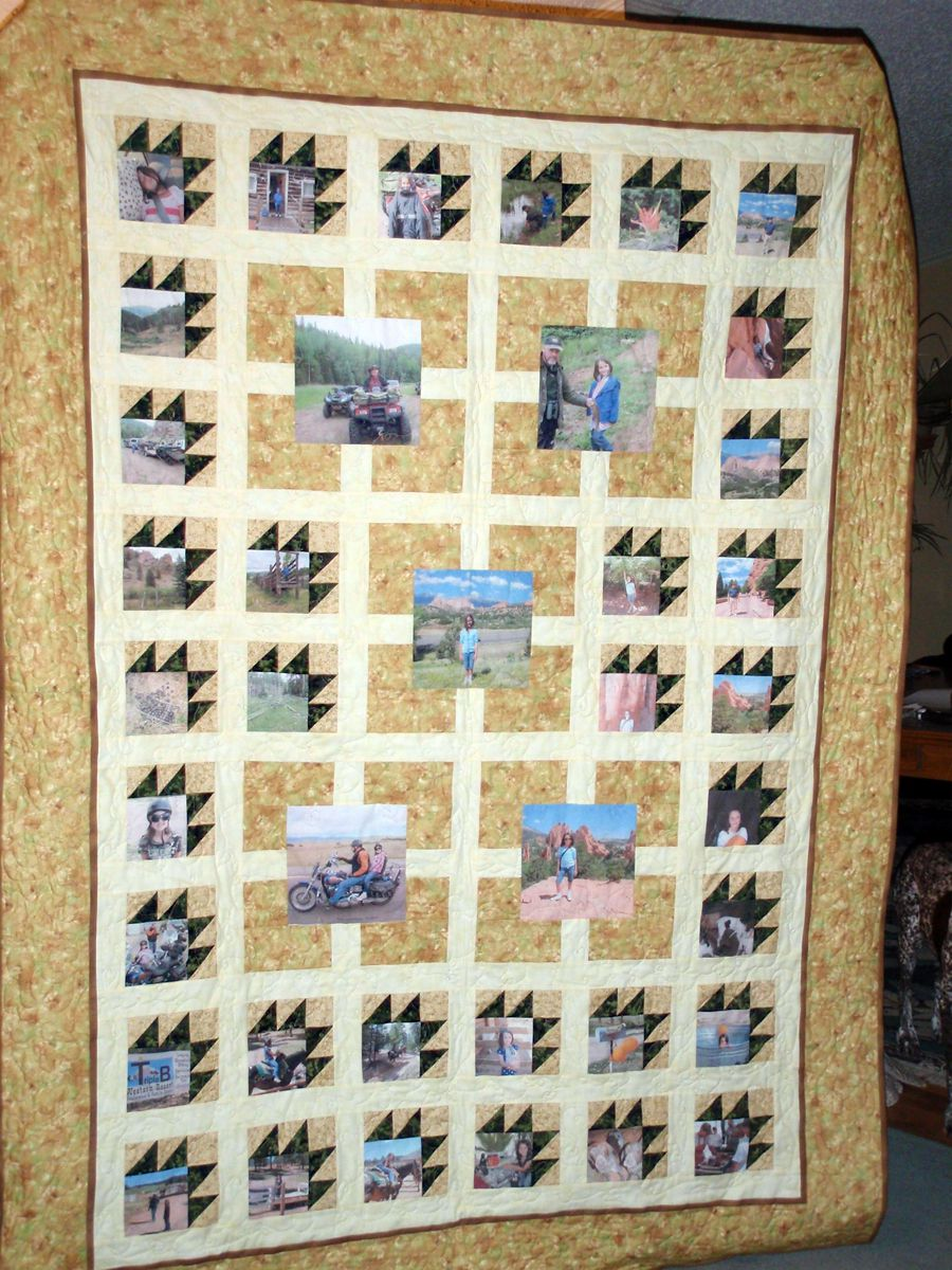 Memory Quilts Photo Gallery : memory quilts with pictures - Adamdwight.com