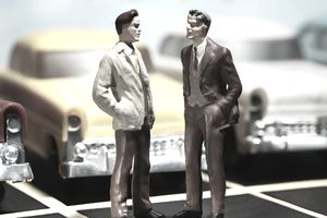 Negotiate with Car Dealer