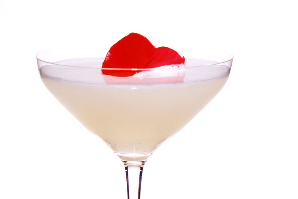 Delicate Rose Martini
