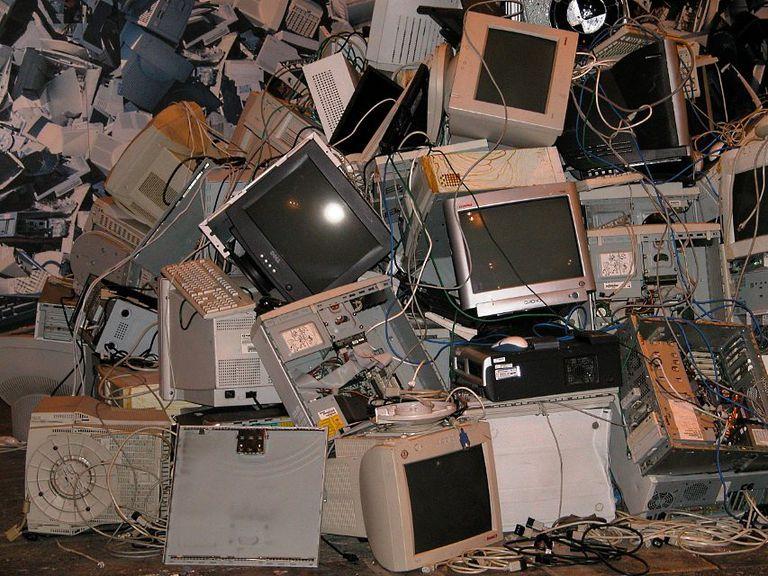 Dead computers