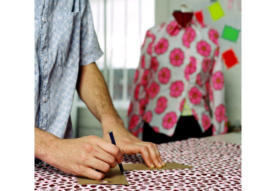Build a DIY Fabric Cutting Table