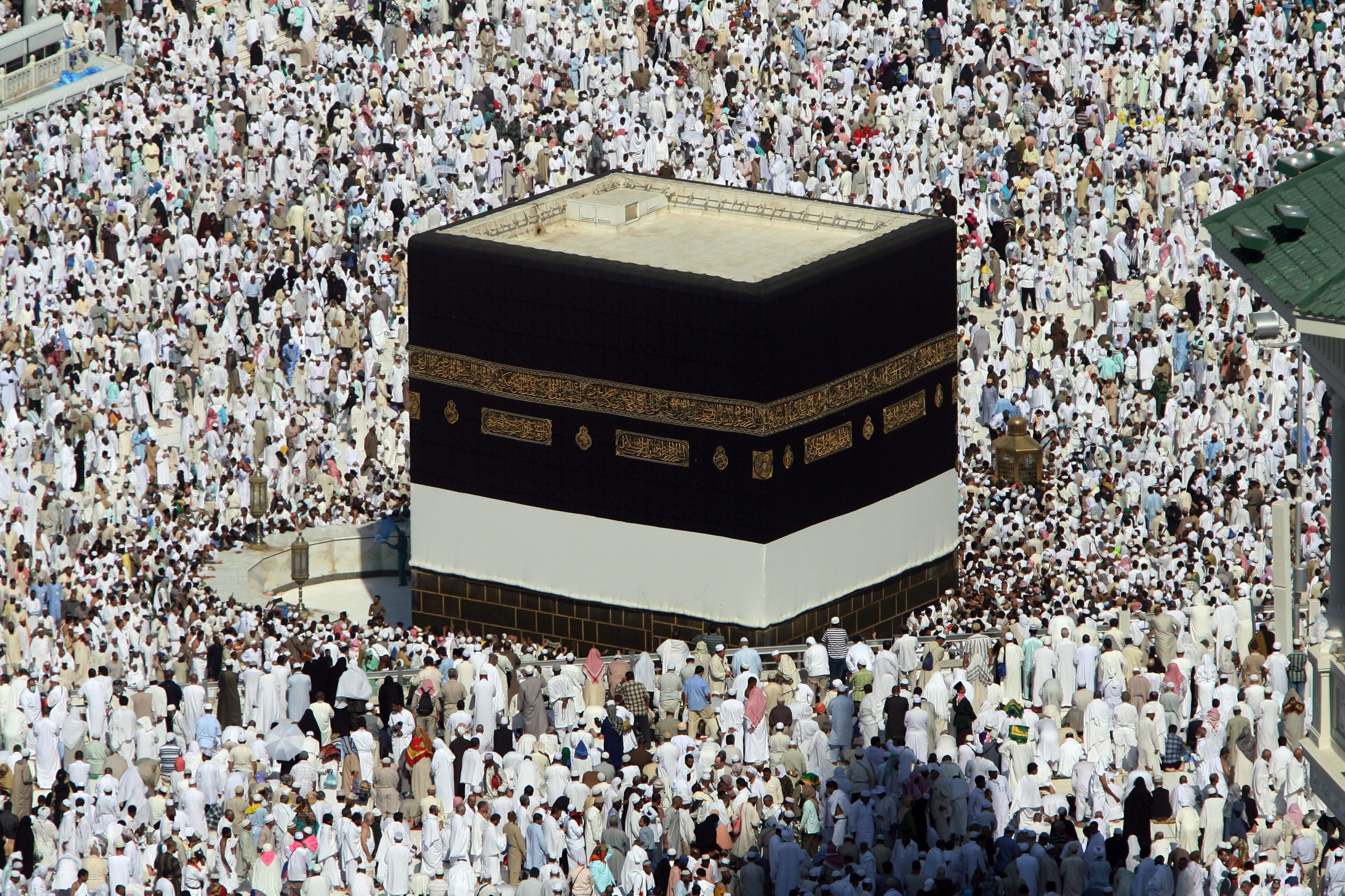 The purpose of the crescent moon in islam tens of thousands of muslim pilgrims performing the hajj attend the friday prayers inside and outside biocorpaavc