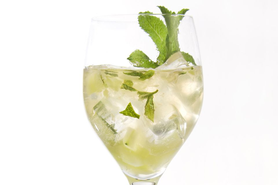Sundowner Sparkling Mocktail Recipe