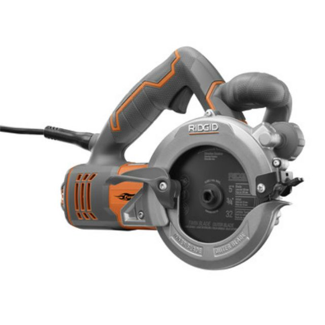 Using the 5 inch twinblade from ridgid what is a twin blade saw greentooth Image collections