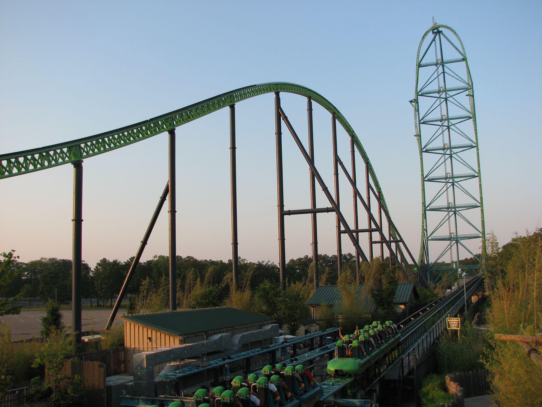 Auto Insurance Florida >> World's Tallest Roller Coaster - Florida's Polercoaster