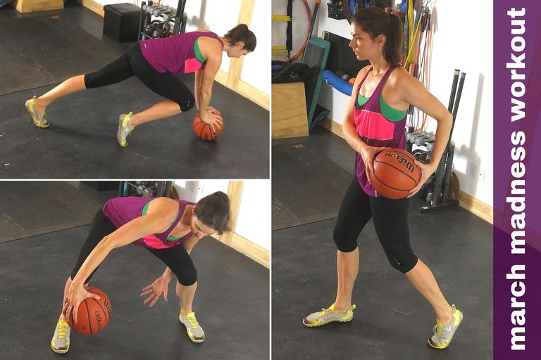 march madness workout