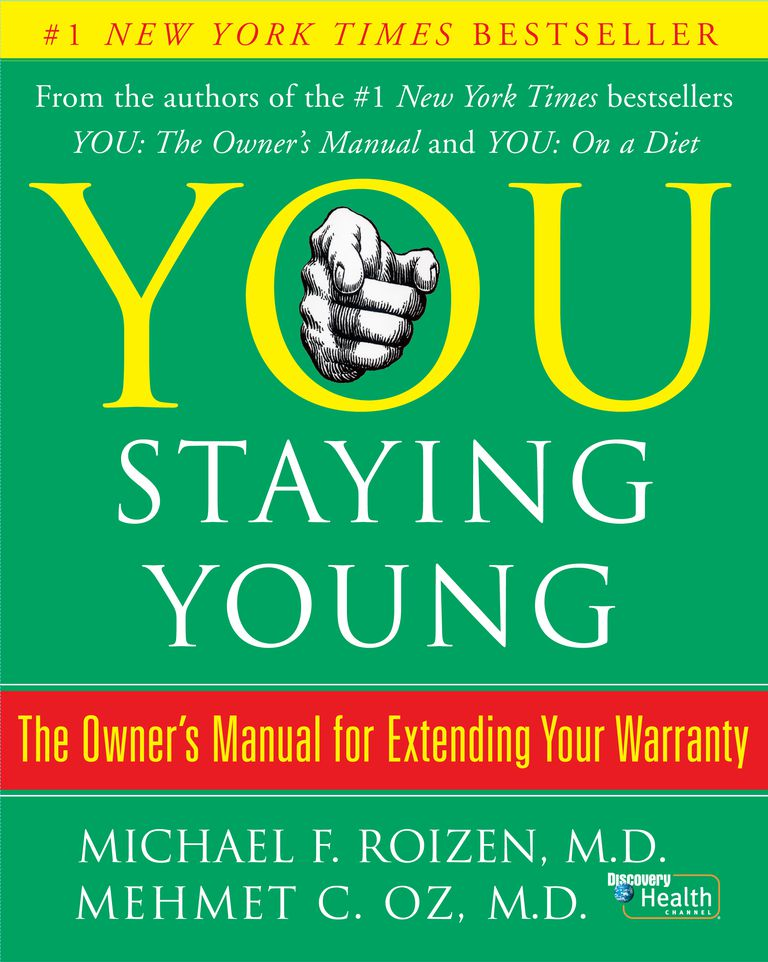 You Staying Young book