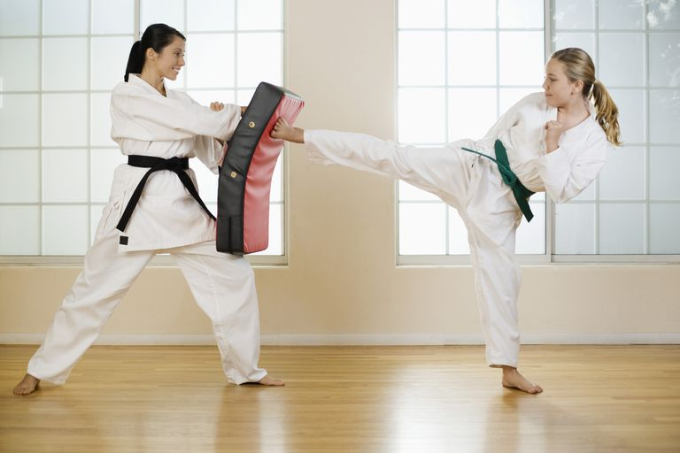 The benefits of martial arts stem beyond physical.
