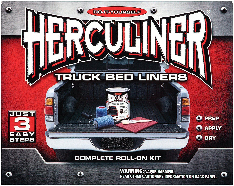 Tips for installing a herculiner bed liner yourself nvjuhfo Images