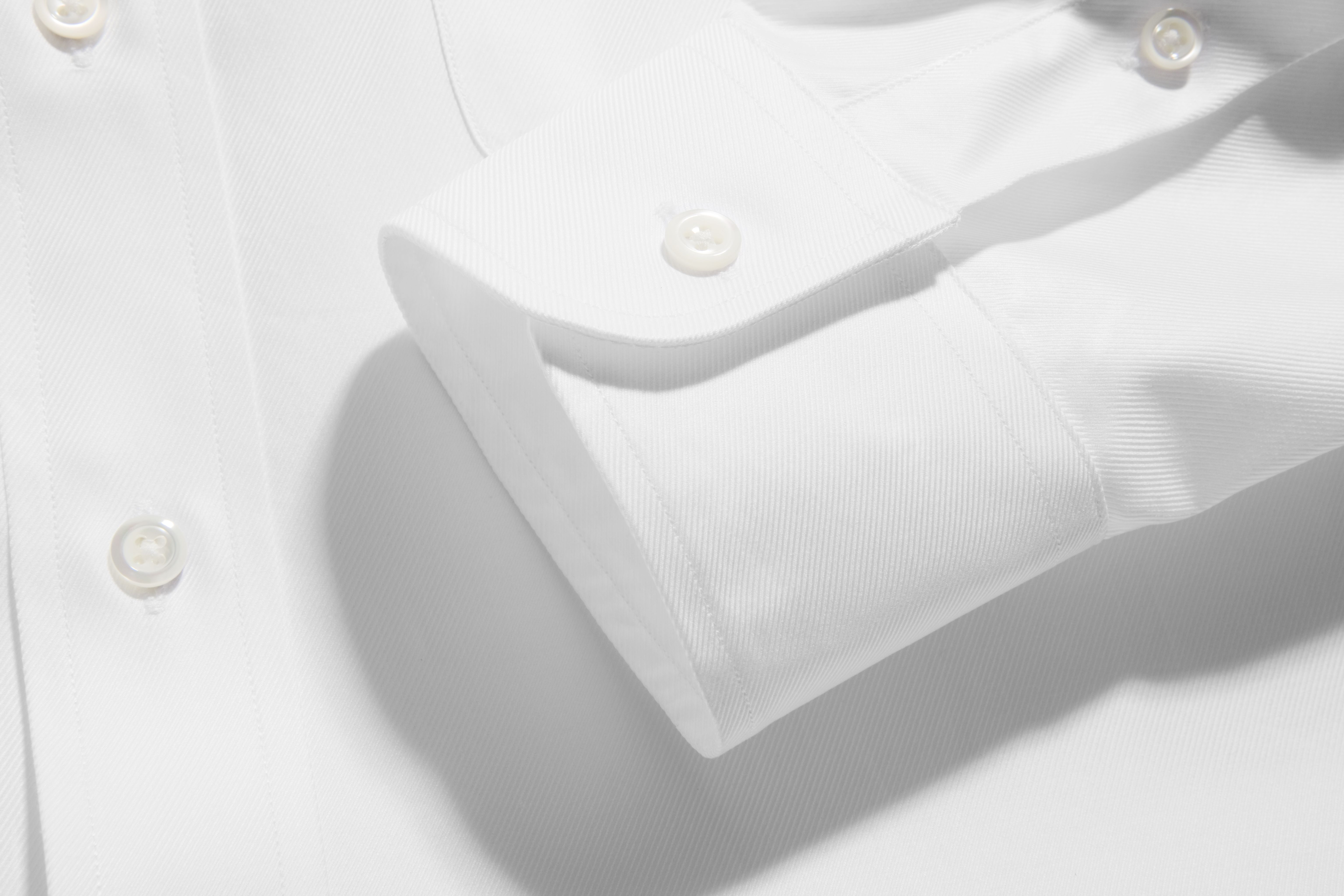 How to starch shirts like the laundry at home for Starch on dress shirts