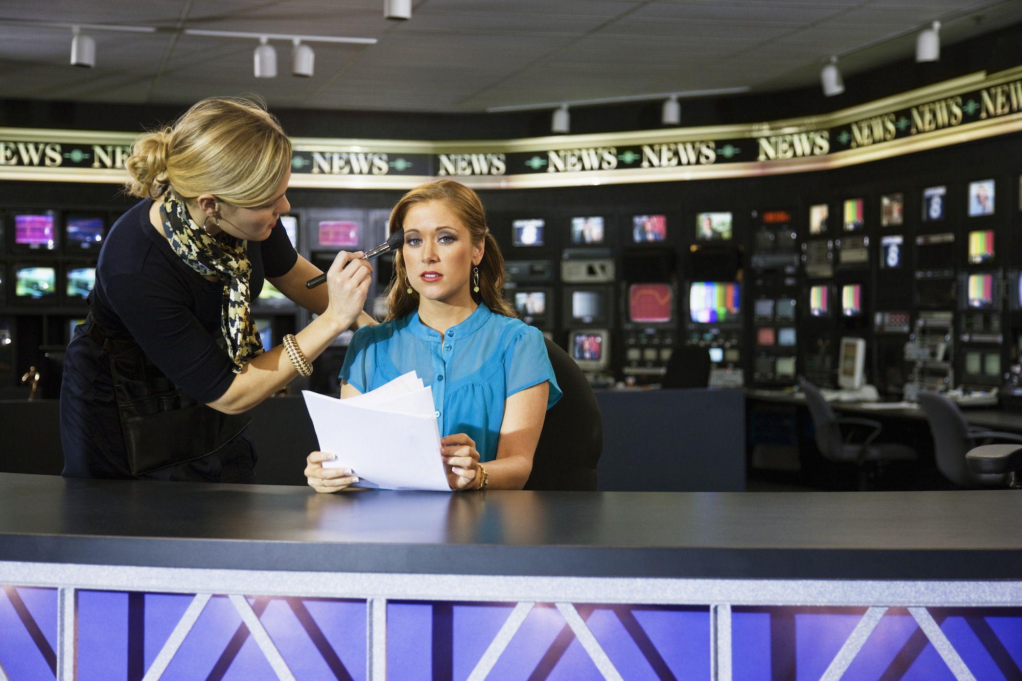 tv news anchor career profile and job description