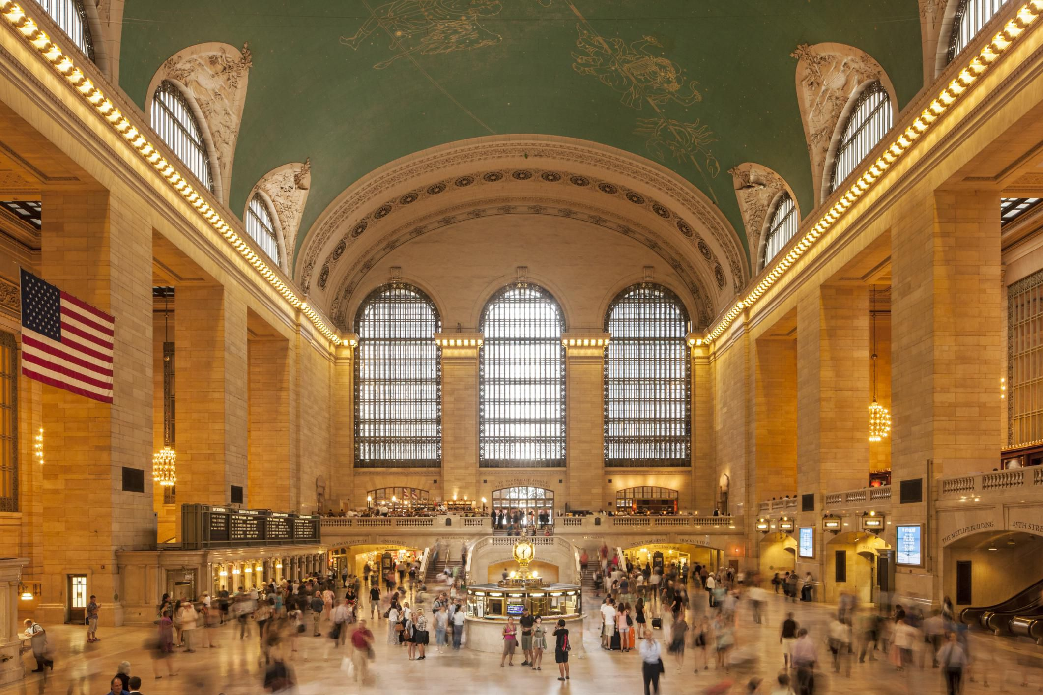 Secrets Of Grand Central Terminal Train Station