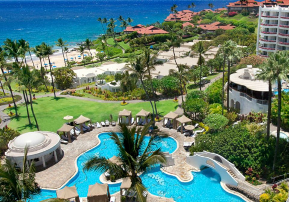 Best Family Friendly Resorts On Maui