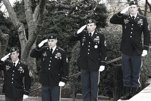 Army SF soldiers