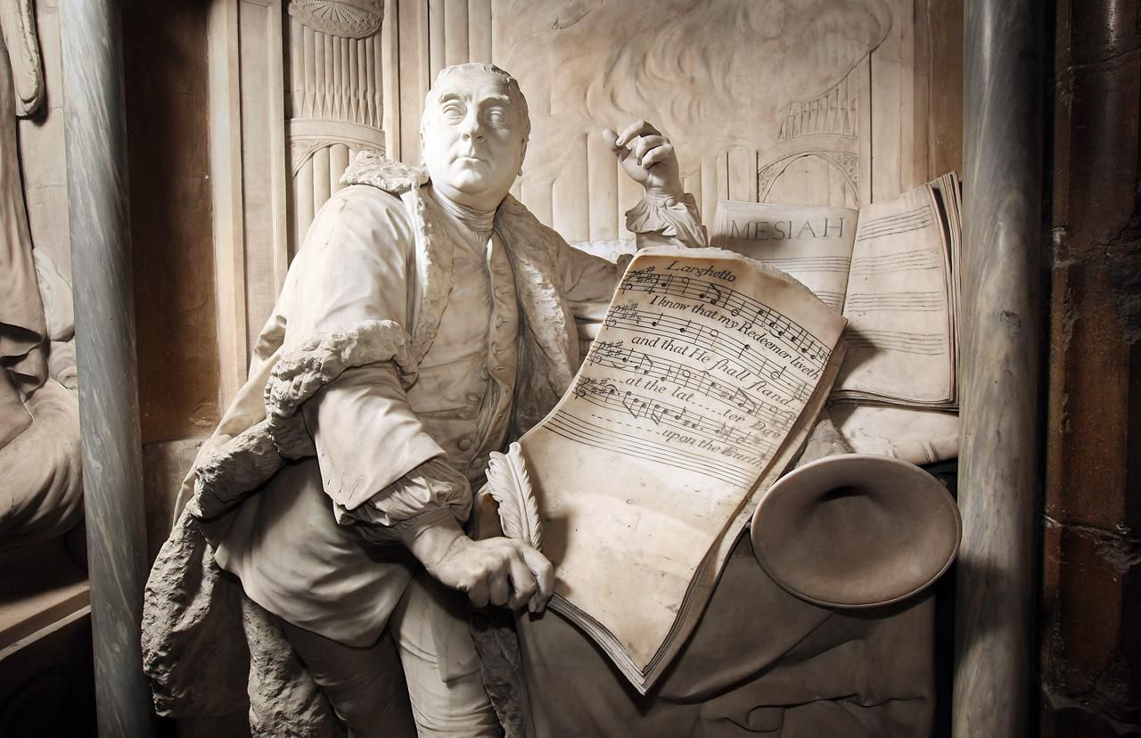 short biography george f handel George frideric handel georg friederich händel was born in 1685, a vintage year indeed for baroque composers, in halle on the saale river in thuringia,.