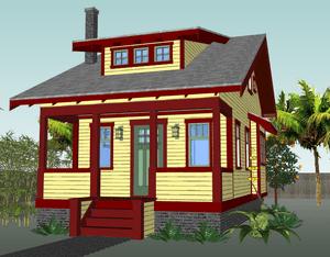 7 Free Tiny House Plans