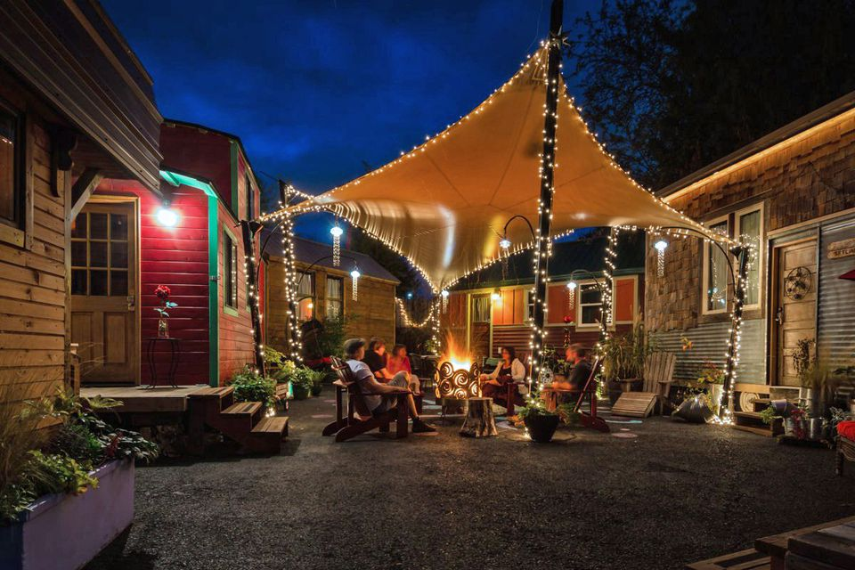 7 Tiny House Hotels for Fun-Size Vacations