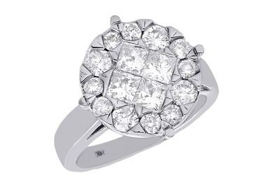 About bezel ring settings invisible setting diamond ring solutioingenieria Choice Image