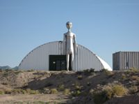 Alien Research Center - Area 51, Nevada