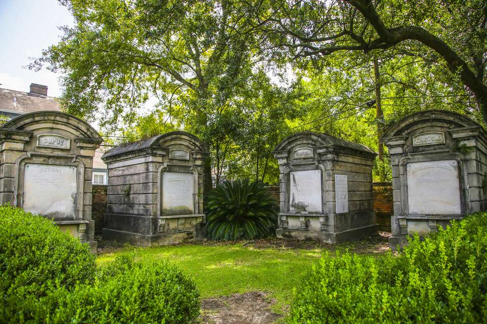 Lafayette Cemetery No 1, New Orleans