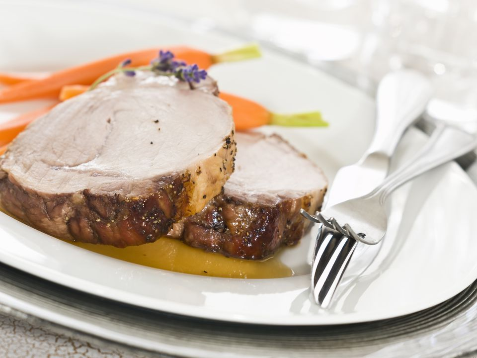 Pork With Carrots