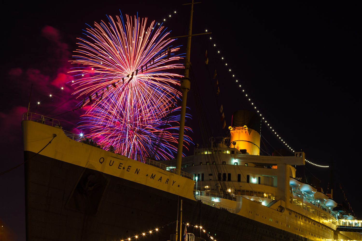 best spots to watch fireworks in san diego on july 4th
