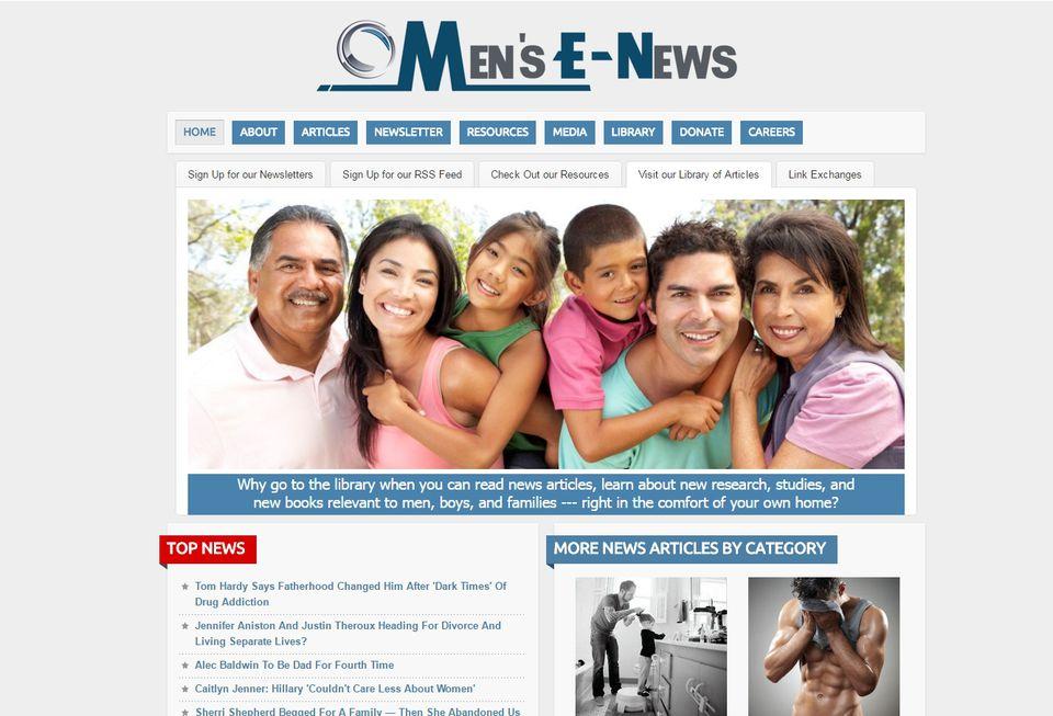 Men's E-News
