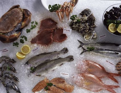 Buying seafood at a supermarket how to choose quality for American fish and seafood