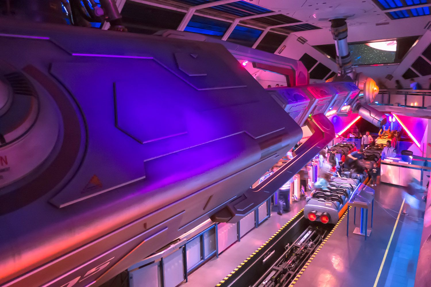 Space Mountain At Disneyland Things You Need To Know