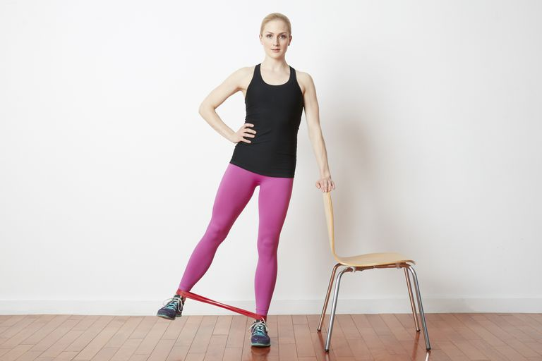 Glute, Hip & Thigh Exercises: Strengthen the Lower Body
