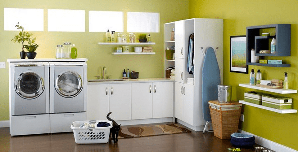Awesome Laundry Room Color Ideas | Color.About.com