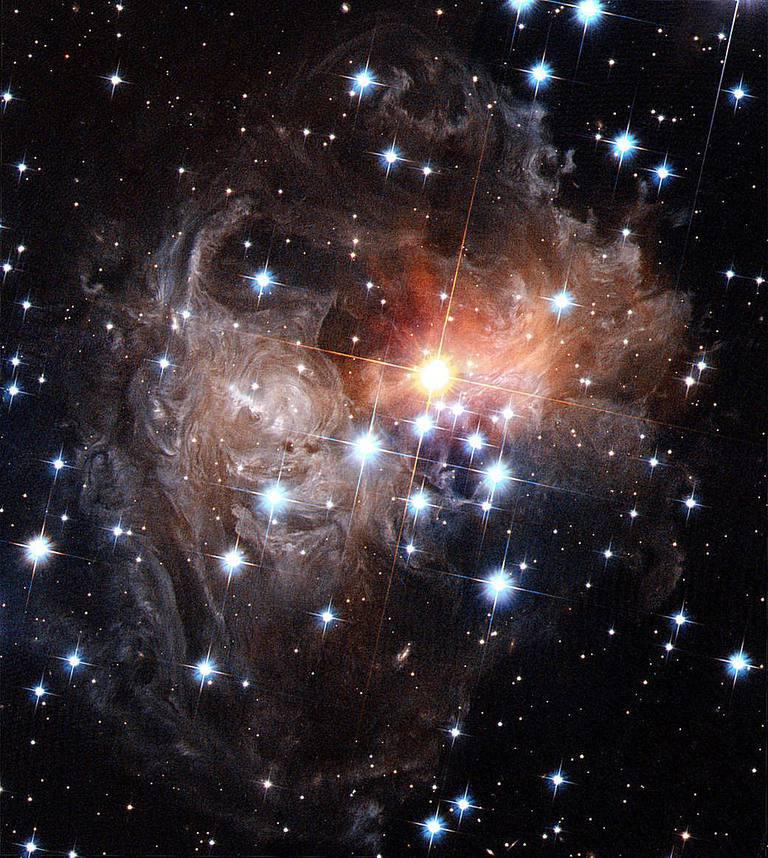 variable star, v838 monocerotis