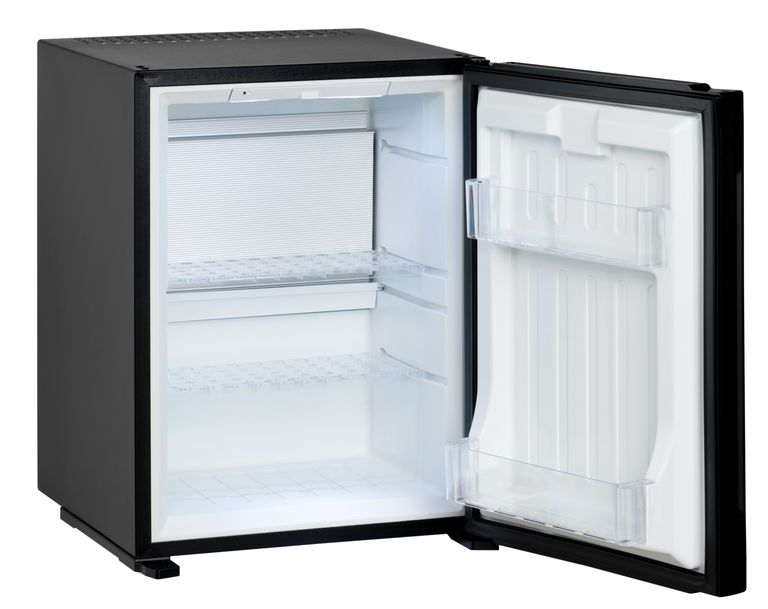 mini-fridge, refrigerator