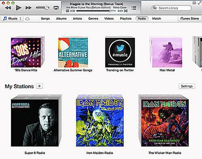 itunes how to delete all songs