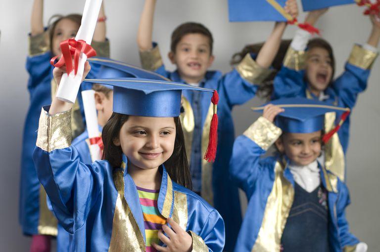 Preschool graduation ideas