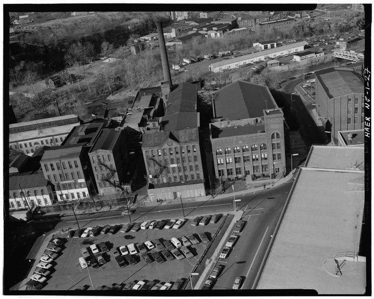 Zona industrial en New Jersey